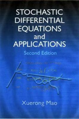 Stochastic Differential Equations and Applications (BOK)