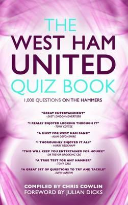 West Ham United Quiz Book (BOK)