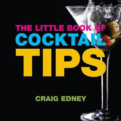 Little Book of Cocktail Tips (BOK)