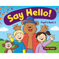 Say Hello Pupil'S Book 2 (BOK)