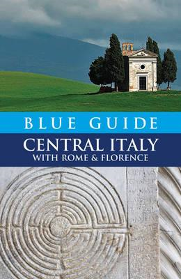 Blue Guide Central Italy (BOK)