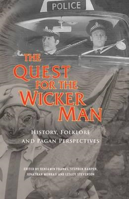 Quest for the Wicker Man (BOK)