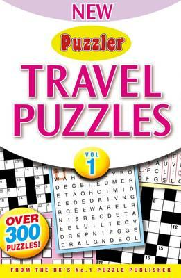 Puzzler Travel Puzzles (BOK)
