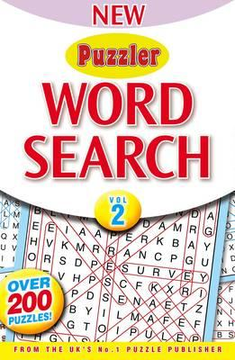 Puzzler Word Search (BOK)