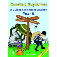 Reading Explorers Year 6 (BOK)