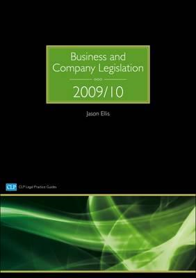 Business and Company Legislation (BOK)