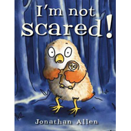 I'm Not Scared! (BOK)
