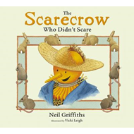 Scarecrow Who Didn't Scare (BOK)