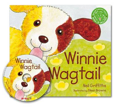 Winnie Wagtail with Audio CD (BOK)