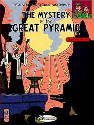 Adventures of Blake and Mortimer: Mystery of the Great Pyramid, Part 2 v. 3 (BOK)