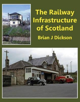 Railway Infrastructure of Scotland (BOK)