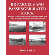 BR Parcels and Passenger-Rated Stock: Self-Propelled Parcels (BOK)
