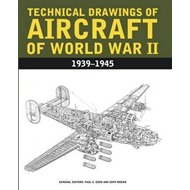 Technical Drawings of Aircraft of World War II (BOK)