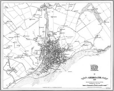 Arbroath 1859 Map (BOK)