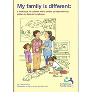 My Family is Different (BOK)