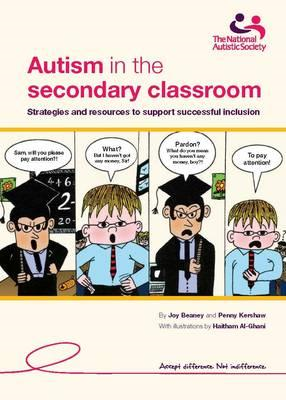 Autism in the Secondary Classroom (BOK)