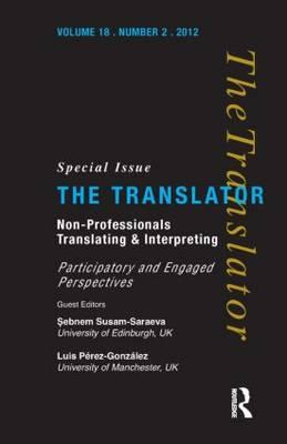Non-Professional Translating and Interpreting (BOK)