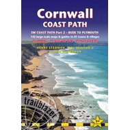 Cornwall Coast Path (Trailblazer British Walking Guide) (BOK)