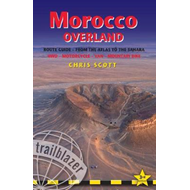 Morocco Overland Route Guide - From the Atlas to the Sahara: (BOK)