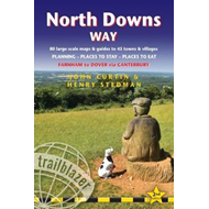 North Downs Way (Trailblazer British Walking Guides) (BOK)