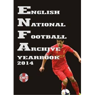 English National Football Archive Yearbook 2014 (BOK)