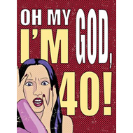 Oh My God, I'm 40! (BOK)