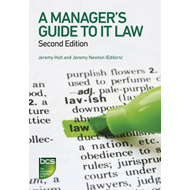 Manager's Guide to IT Law (BOK)
