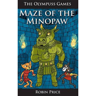 Maze of the Minopaw (BOK)