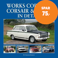 Produktbilde for Works Cortina, Capri & Corsair in Detail (BOK)