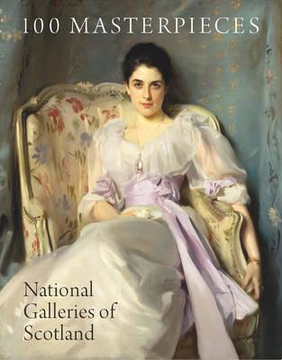 100 Masterpieces from the National Galleries of Scotland (BOK)