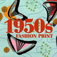 1950s Fashion Prints (BOK)