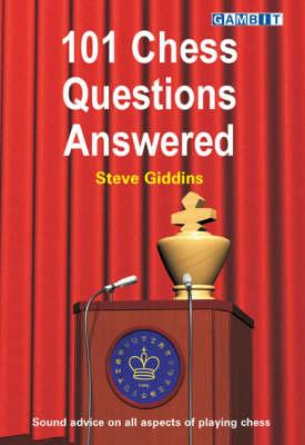 101 Chess Questions Answered (BOK)