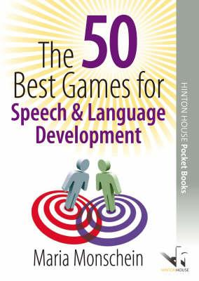 50 Best Games for Speech and Language Development (BOK)