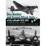 Dive Bomber and Ground Attack Units of the Luftwaffe 1933-45 (BOK)