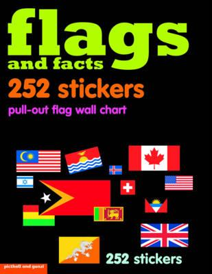 Flags and Facts Sticker Book (BOK)