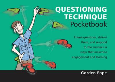 Questioning Technique Pocketbook (BOK)