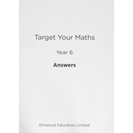 Target Your Maths Year 6 Answer Book (BOK)