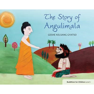 Produktbilde for Story of Angulimala (BOK)