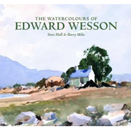 Watercolour's of Edward Wesson (BOK)