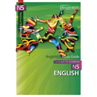 BrightRED Study Guide: National 5 English (BOK)