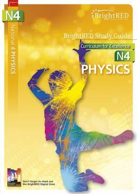 BrightRED Study Guide National 4 Physics (BOK)