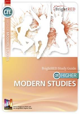 BrightRED Study Guide CFE Higher Modern Studies (BOK)