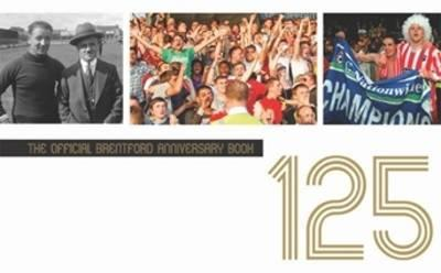 Official Brentford FC 125 Anniversary Book (BOK)