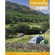 Cool Camping: England (BOK)