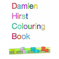 Damien Hirst Colouring Book (BOK)