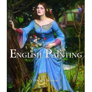 Produktbilde for English Painting (BOK)