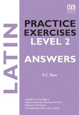 Latin Practice Exercises Level 2 Answer Book (BOK)