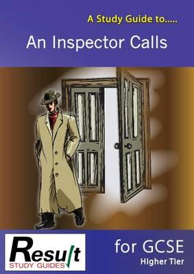 Study Guide to An Inspector Calls for GCSE (BOK)
