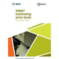 BCIS SMM7 Estimating Price Book 2014 (BOK)