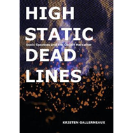 Produktbilde for High Static, Dead Lines (BOK)